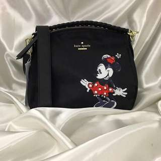 New!Minnie Mouse Kate Spade Sling Bag