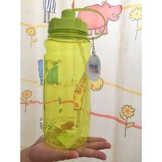 Botol minum 'Eplas' 2000ml green BPAFree