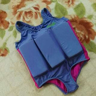 Baby Girl Swimming Suit