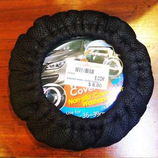 Padded Steering Wheel Cover