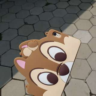 Case Iphone 6+/6s+   CHIP & DALE
