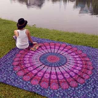 (ready stock!) Mandala Large Tapestry
