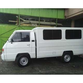 L300 new van for rent