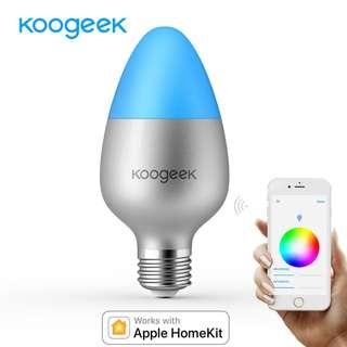 [Authorised Seller] Koogeek Smart Light Bulb
