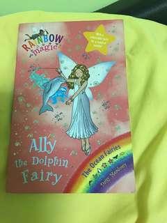 Magic Rainbow: Ally The Dolphin Fairy