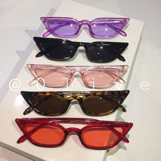 Instock Poppy Lissiman Mini Cat Eye Sunglasses