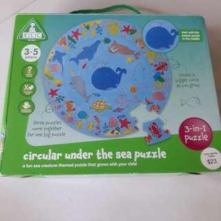 ELC puzzle 28pcs