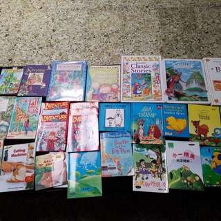 All for $27! Children story books! Cheap!