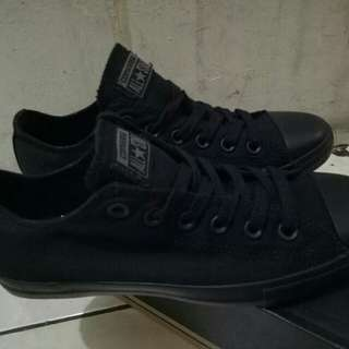 Converse slim black/black