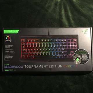 Razer Blackwidow Chroma Tournament Edition