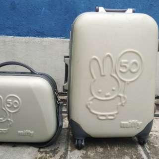 miffy行李箱