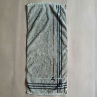 BURBERRY LONDON SMALL TOWELS