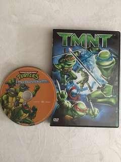 Ninja Turtle DVD (free 1 DVD)