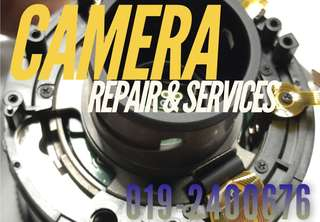DSLR CANON SERVICES