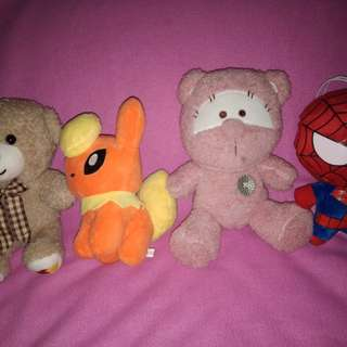 Small stuff toys