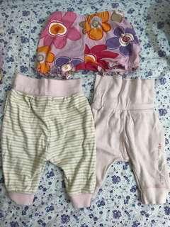 0-3個月褲(免費送)