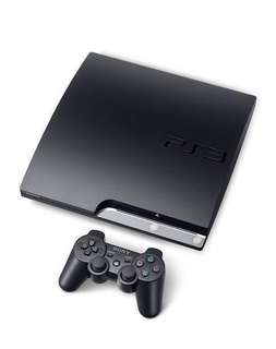 PS3 Console + 2 Controllers