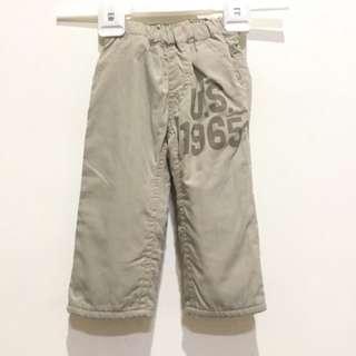 Celana Panjang Hangat Anak - U.S. 1965