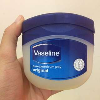 Vaseline petroleum jelly besar