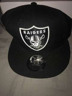 RAIDERS snap back!