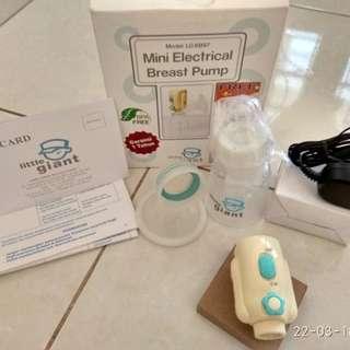Electrical breast pump