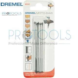 DREMEL MS52 FINE WOOD CUTTING BLADE 2615MS52JA