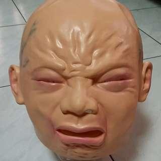 🚚 哭娃面具