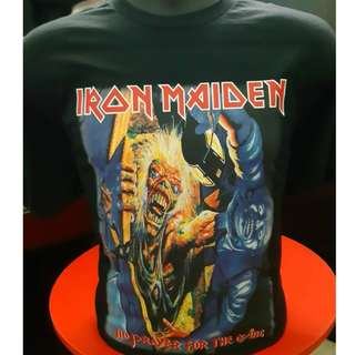 Iron Maiden's Bootleg Band Shirts