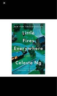 ebook little fires everywhere by celeste ng