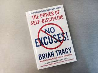 No Excuses by Bryan Tracy