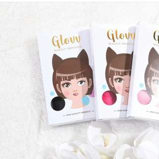Glovv Make Up Remover easy to use