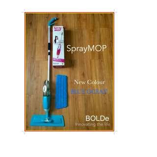 Spray Mop Ultima Alat Pel Lantai Praktis