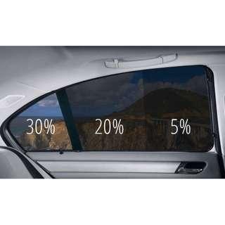CAR WINDOW TINTING @ 180
