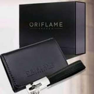 Gantungan Kunci Dompet by Oriflame