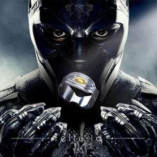 [PREORDER] Cincin Black Panther (Wakandan Royal Ring)