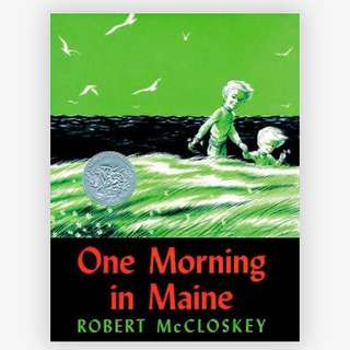 One Morning in Maine (Picture Puffins) Robert McCloskey