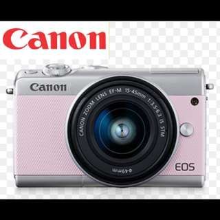 Canon EOS M100 15-45mm Kit
