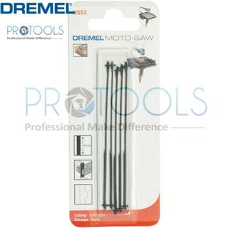 DREMEL MS53 METAL CUTTING BLADE 2615MS53JA