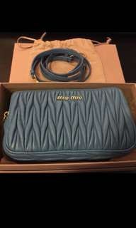 Miu Miu Small Crossbody Bag / Clutch