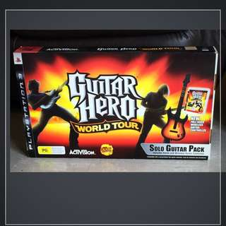 Guitar Hero Whole Set