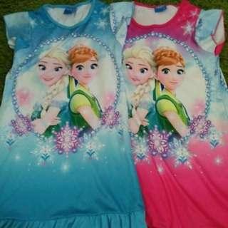 Frozen PJ dress