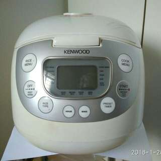 Kenwood Rice Cooker