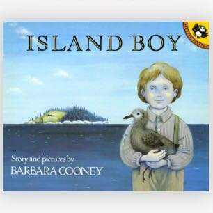 Island Boy (Picture Puffins) Barbara Cooney