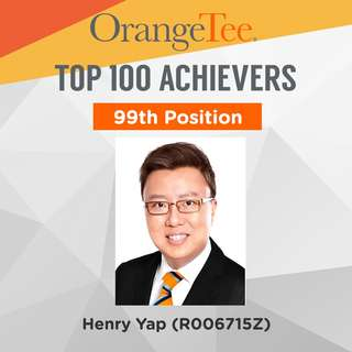 OrangeTee Top Achiever 2017: 99th Position