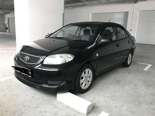 Toyota Vios 1.5 Auto E