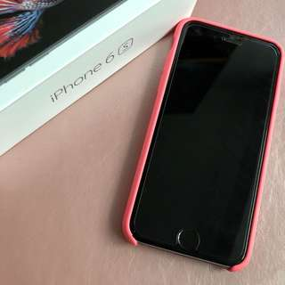 iPhone 6s, Space Gray, 64GB