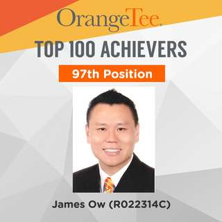 OrangeTee Top Achiever 2017: 97th Position