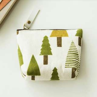 Dompet Coin Canvas