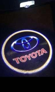 Toyota Ghost Lights