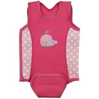 Mothercare Baby Girl keep warm Swimsuit